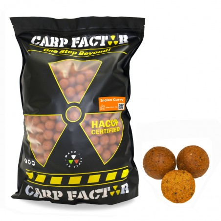 Boilies Indian Curry 5 kg