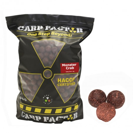 Boilies Monster Crab 5 kg