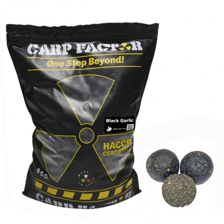 Boilies Black Garlic 5 kg